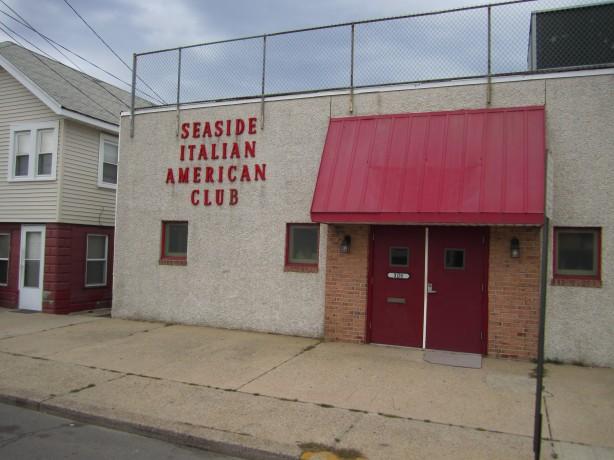 Italian American Club, Seaside Heights