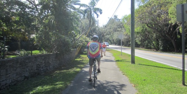 Sam, between Coconut Grove and Coral Gables