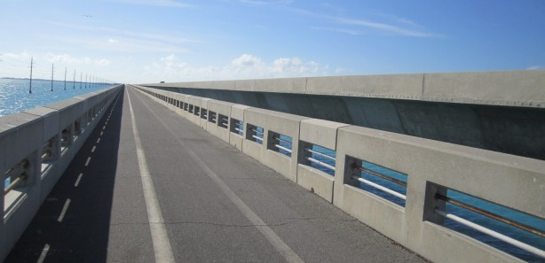 Bike path bridge, Overseas Highway