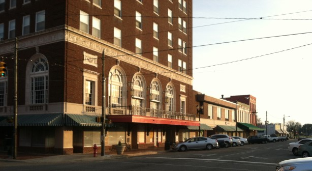 Downtown Goldsboro NC