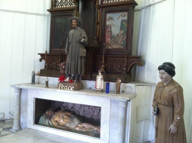 St Roch Chapel