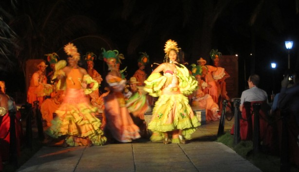 Floor show, Hotel Nacional