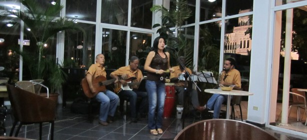 Latin jazz at Hotel Jagua, Cienfuegos