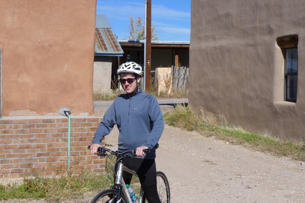 Henry in Truchas NM