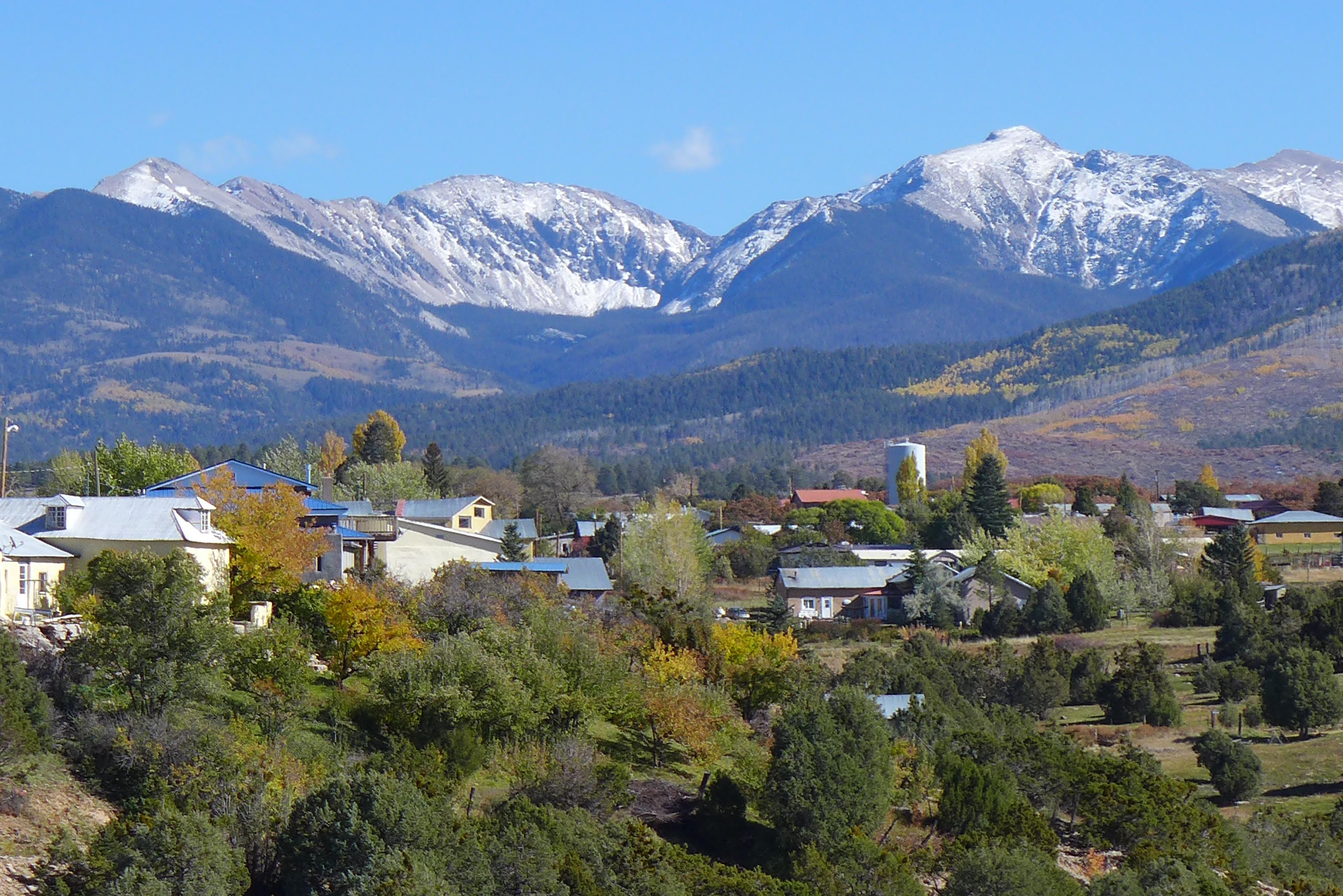 Albuquerque To Santa Fe >> New Mexico, October 19-23, 2013 | urban bicycle journeys