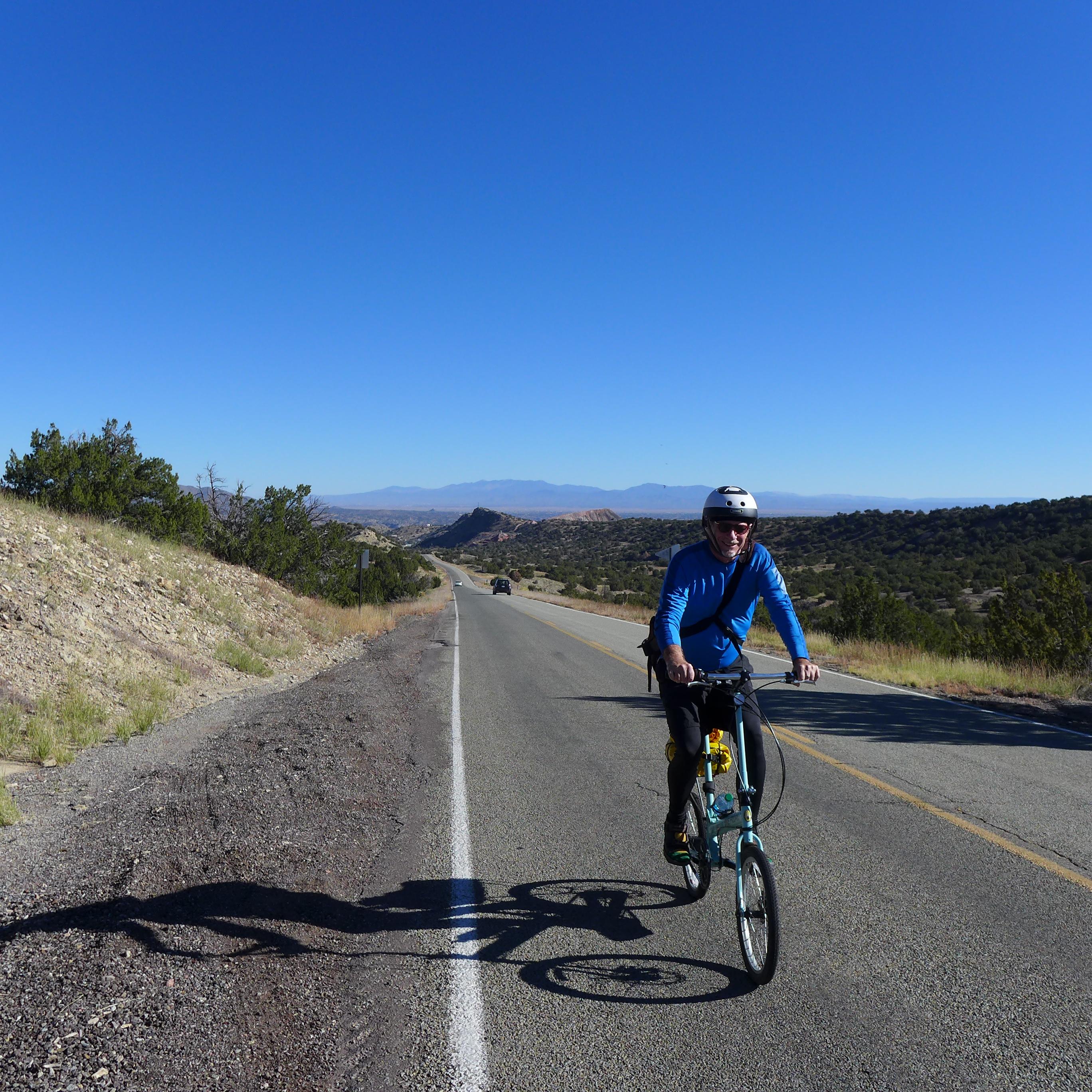 ten miles outside Madrid NM