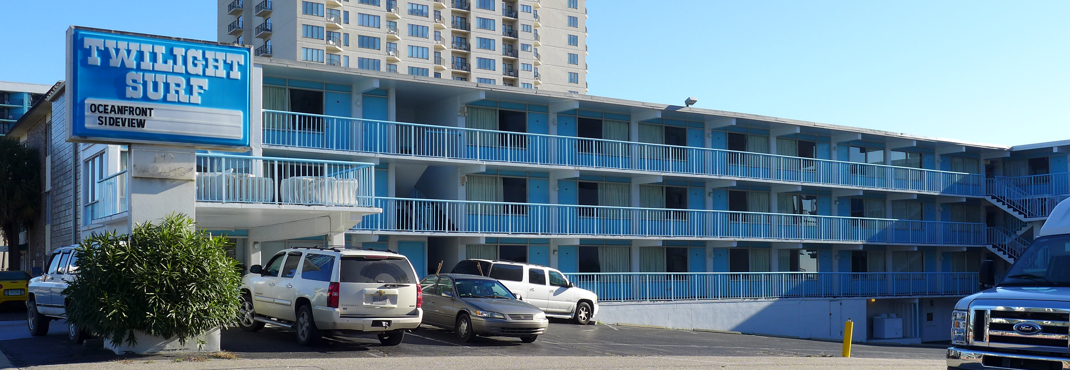Myrtle Beach Motels That Have One Night