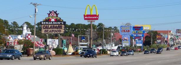 US 17, Myrtle Beach