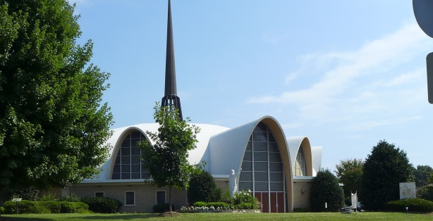 Modernist Church, Rockville MD