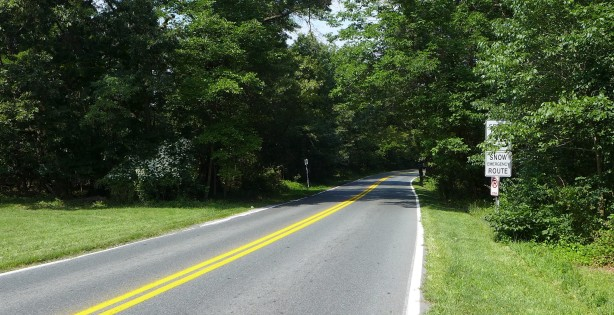 MD route 355, S