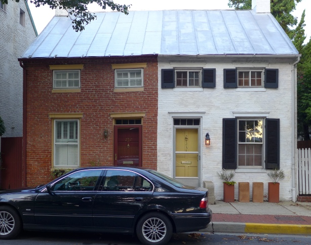 Eighteenth Century Houses, Frederick MD