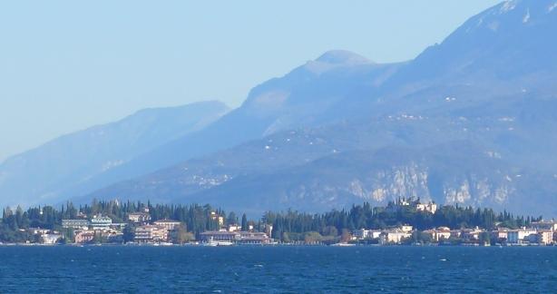 Sirmione, on Lago di Garda, a resort since ancient Roman times