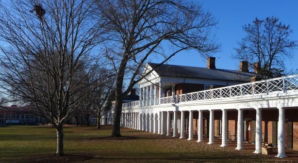 The Lawn, University of Virginia