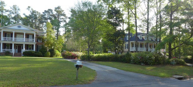 houses on Putter Path, Orangeburg SC