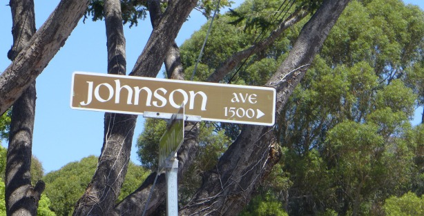 Johnson Avenue in San Luis Obispo