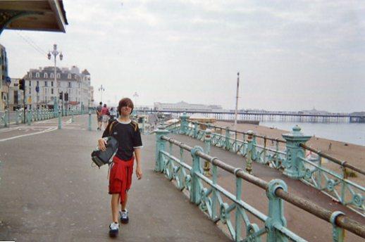 Brighton, England,